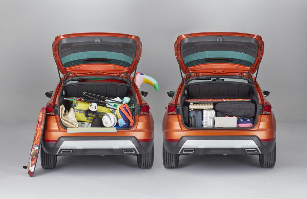 Χώρος αποσκευών για «μία στο τόσο» ή «κάθε μέρα»;